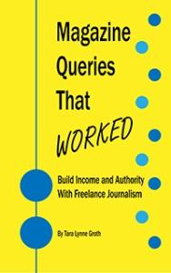 magazine queries book