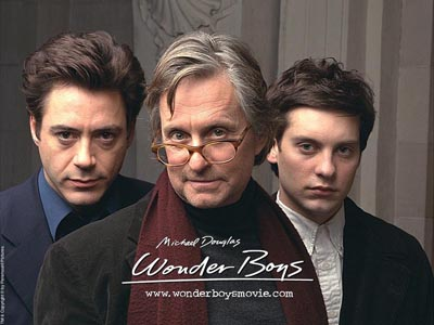Wonder Boys Writing Movie
