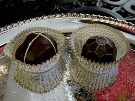 chocolate fetish truffles