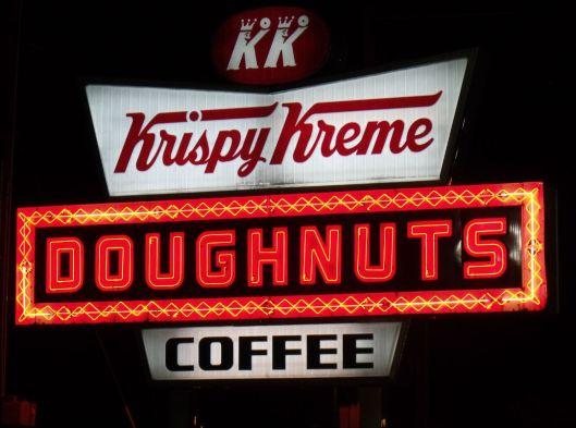 Krispy Kreme Peace St
