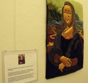 Mona Lisa Tactile Colors