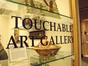 Touchable Art Gallery Duke