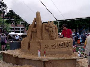 artsplosure sand art