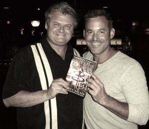 nicholas brendon buffy book