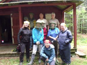 American Hiking Society Volunteer Crew