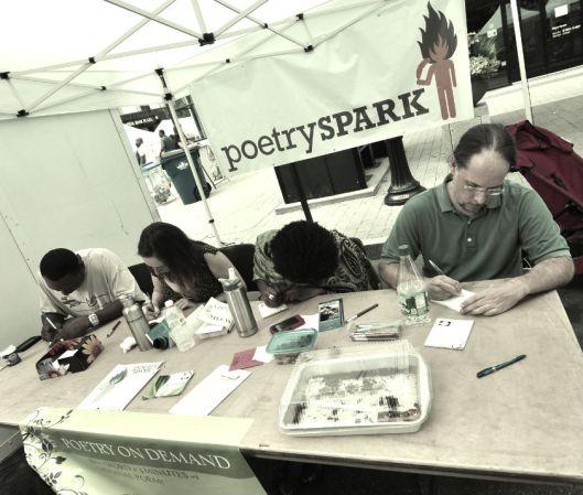 poetrySPARK 2012