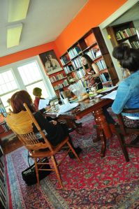 asheville writing workshop
