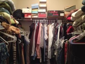 writers closet