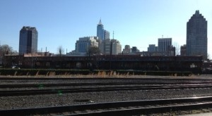 raleigh amtrak