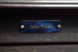 Pablo Picasso Raleigh