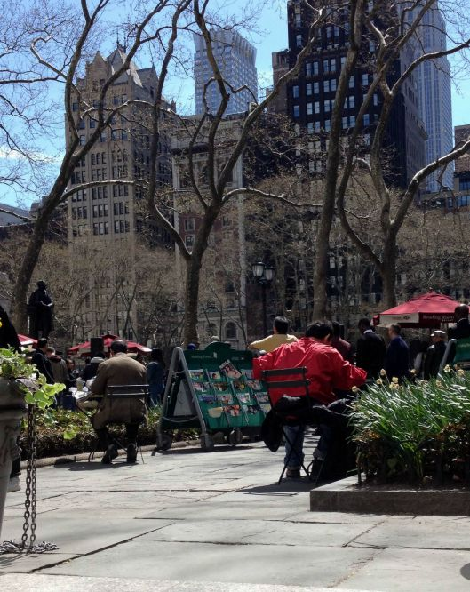 bryant park reading room