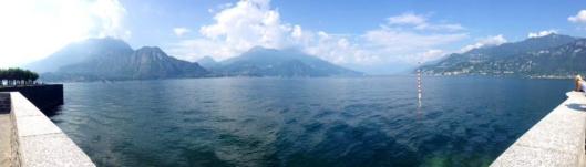 lake como summer