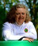 writer Anene Tressler-Hauschultz