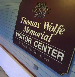 thomas wolfe memorial
