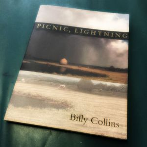 billy collins book cover design