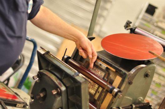 Letterpress Printer Durham NC