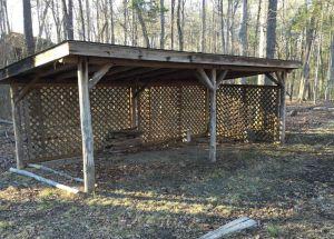 backyard chicken project