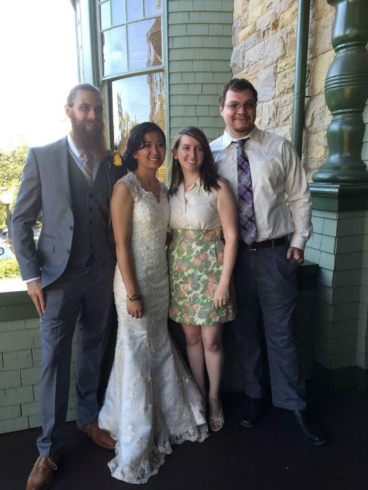 wedding san rafael