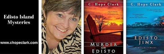author hope clark