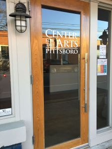 Pittsboro Center for the Arts