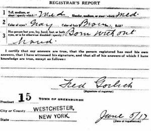 genealogy draft records