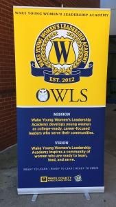 Wake Young Women's Leadership Academy