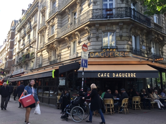 Cafe Daguerre
