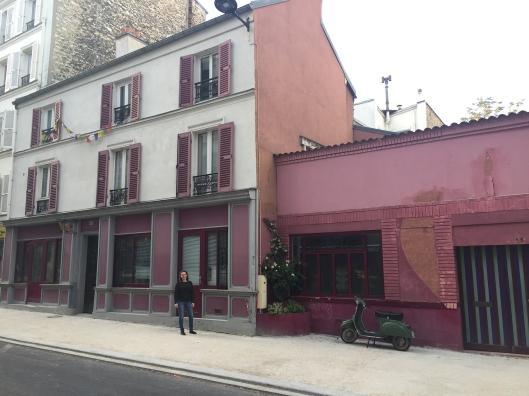 Agnes Varda's home