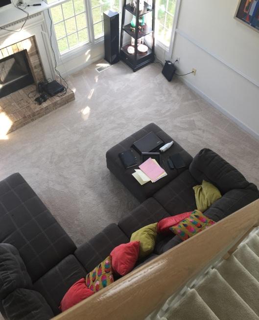 living room retreat