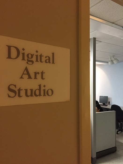 Digital Art Studio