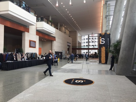 Raleigh Convention Center lobby