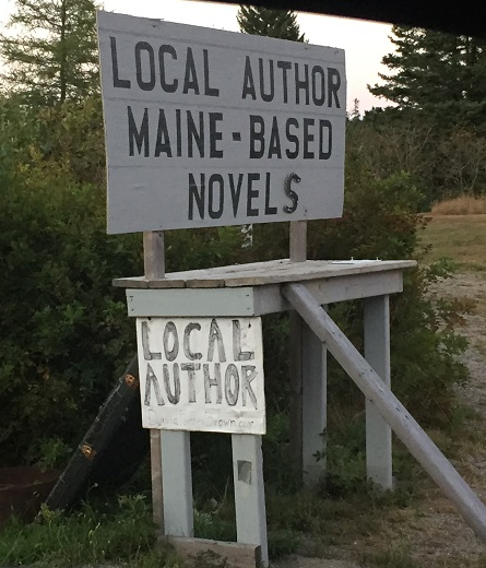 roadside bookstand