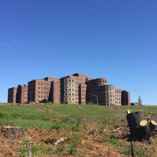 Hudson River Mental Hospital